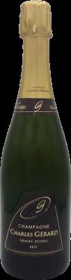 Bouteille de Champagne Charles Gérard cuvée Grande Réserve