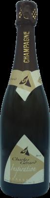 Bouteille de Champagne Charles Gérard cuvée Inspiration